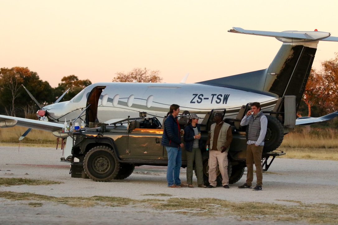 Safari Scapes Private Air Charters