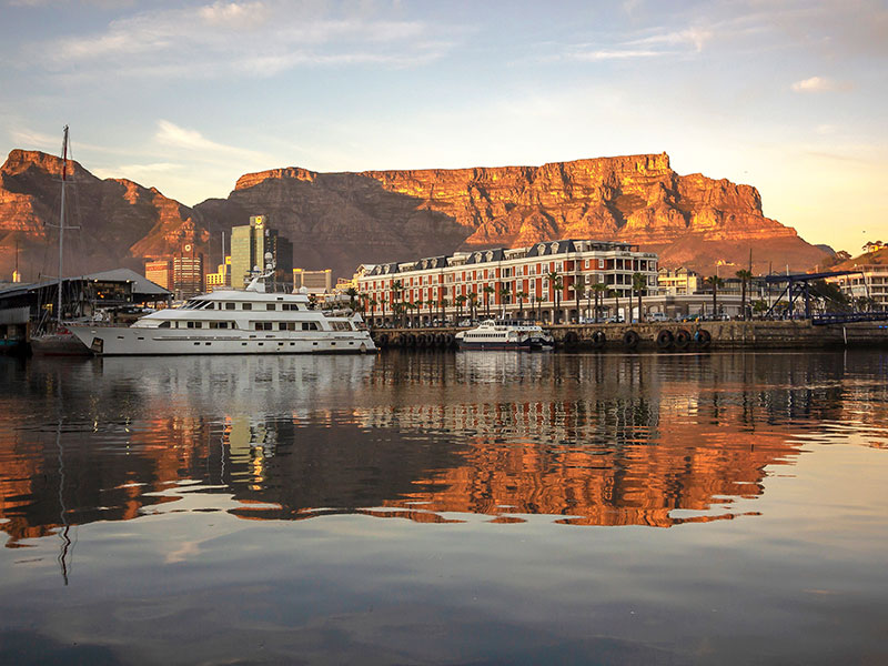 CAPE TOWN & OTHER SOUTH AFRICAN CITIES