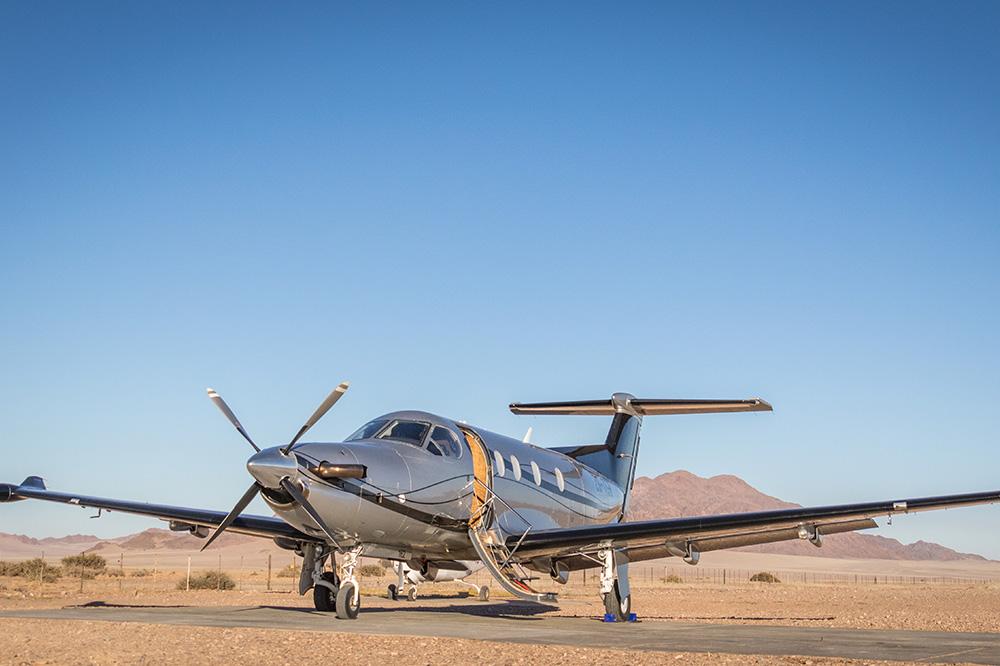 Safari Scapes Private Air Charter