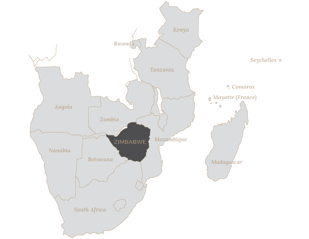 Safari Scapes Zimbabwe